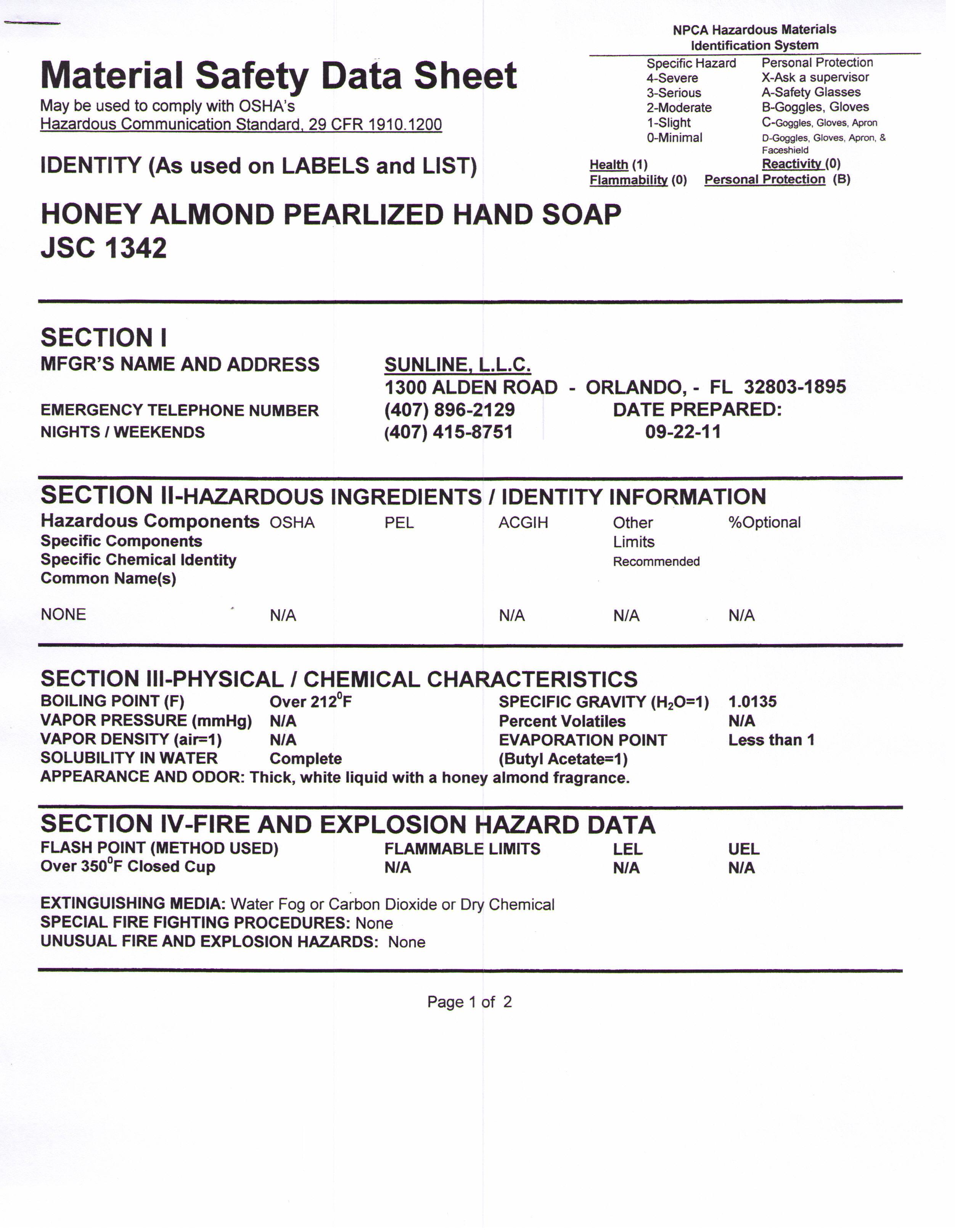 Hand Soap Cleaner Boraxo Cocoa Pearl D Pearl Gojo
