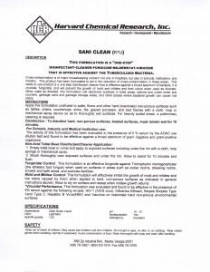 Cleaners Right Off Sani Clean Scrub N Shine Simple